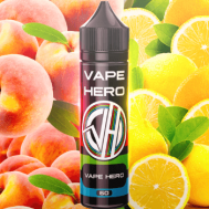 Peachy Lemon - Vape Hero E-Juice