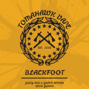 Tomahawk Vape Blackfoot - Vape Hero Australia