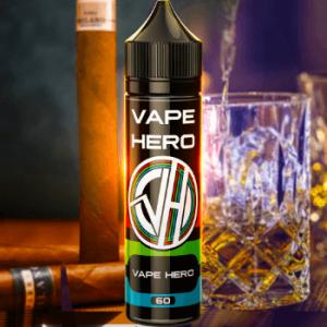 Bourbon Tobacco Blend - Vape Hero E-Juice