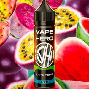 Cactus Passionfruit & Watermelon - Vape Hero E-Juice
