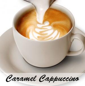 Caramel Cappuccino Limitless Vape Premium E-Juice - Vape Hero Australia
