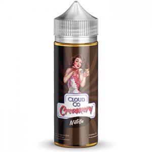 Cloud Co Creamery Nutella - Vape Hero Australia