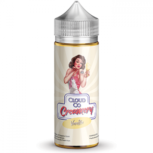 Cloud Co Creamery Vanilla - Vape Hero Australia