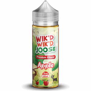 Wikd Wikd Joose Apple - Vape Hero Australia