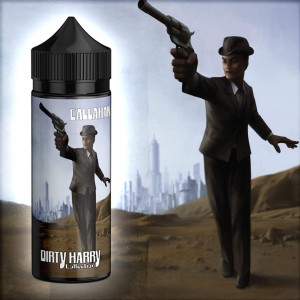 Juice Hero Dirty Harry Callahan - Vape Hero Australia