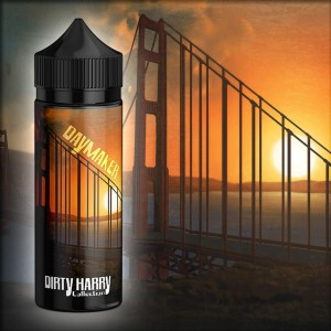 Juice Hero Dirty Harry Daymaker - Vape Hero Australia