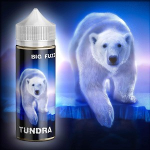 Juice hero Tundra Big Fuzz - Vape Hero Australia