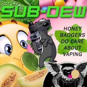 Sub-Dew Limitless Vape Signature Series E-Juice - Vape Hero Australia