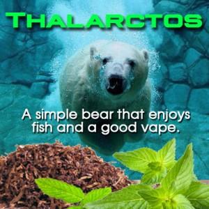 Thalarctos Limitless Vape Signature Series E-Juice - Vape Hero Australia