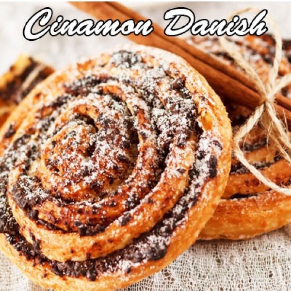 Cinnamon Danish Limitless Vape Premium E-Juice - Vape Hero Australia