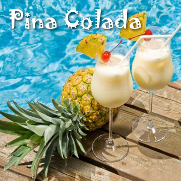 Pina Colada Limitless Vape Premium E-Juice - Vape Hero Australia